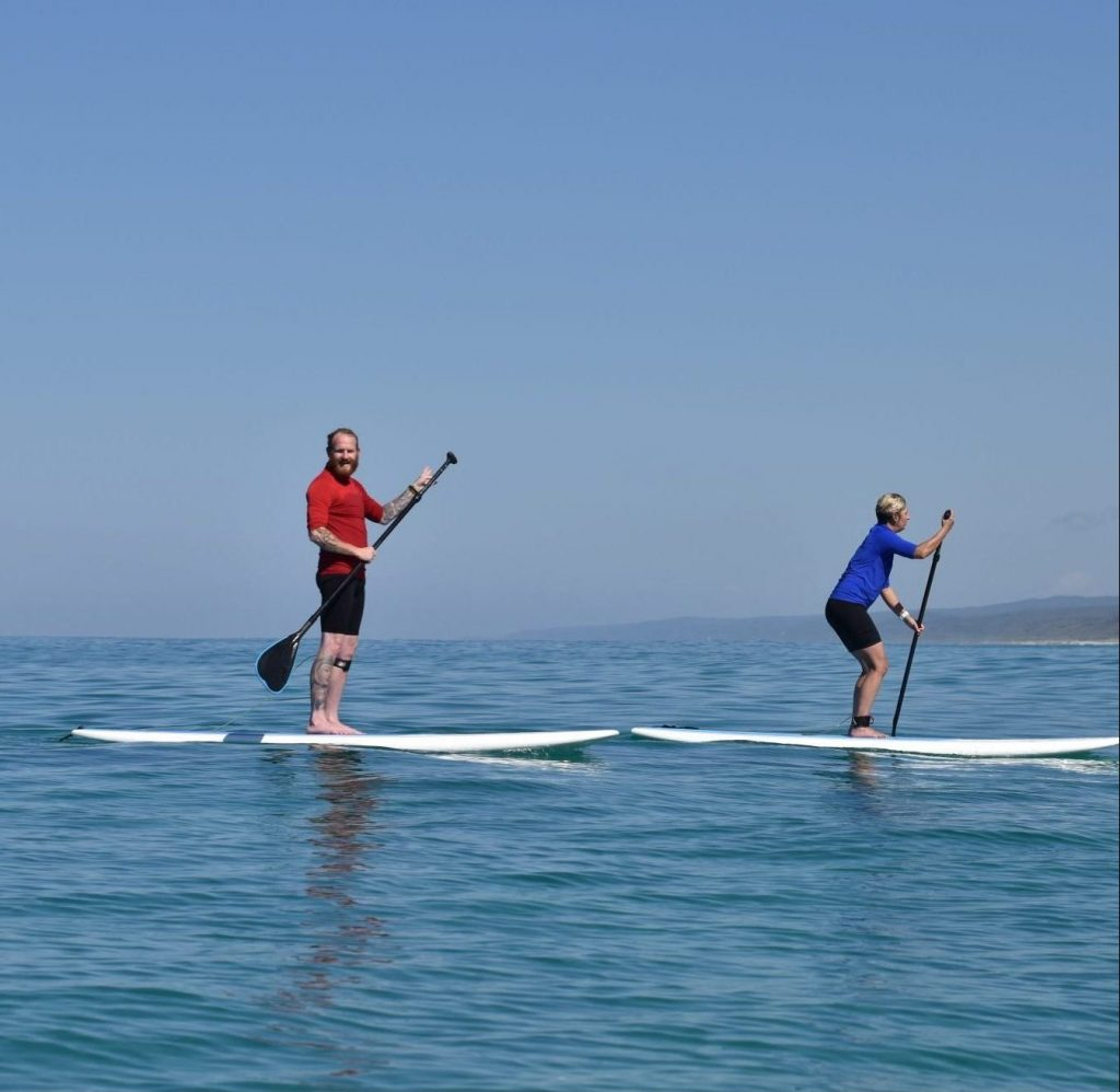 Noosa Stand Up Paddle Boarding